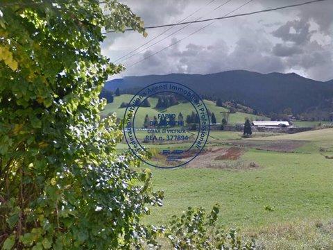 Terreno edificabile in vendita a Canove di Roana