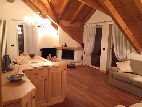 Appartamento in affitto in Via ekke a Camporovere di Roana